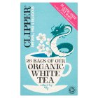 Clipper Organic White Tea - 26 Bags - 45g Brand Price Match - Checked Tesco.com 16/04/2015