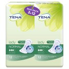 Tena lady normal pads duo - 2x12s