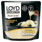 Loyd Grossman parmesan sauce - 170g Introductory Offer