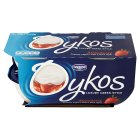 Danone oykos Greek style strawberry & fruit - 4x110g Brand Price Match - Checked Tesco.com 05/03/2014