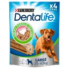 Dentalife Daily Oral Care Large 25-40kg 4s - 142g