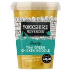 Yorkshire Proveder Thai Green Chicken Noodle Soup - 600g