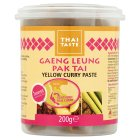 Thai Taste gaeng leung pak tai yellow curry paste