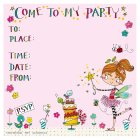 Rachel Ellen Designs - fairy party invites