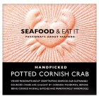 Seafood & Eat It potted Cornish crab - 100g