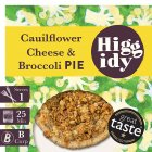 Higgidy Cauliflower Cheese Pie with Crumble - 270g