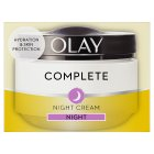 Olay essentials complete care night - 50ml