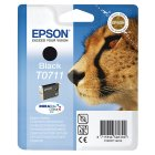 Epson T0711 photo black ink cartridge - each