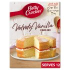 Betty Crocker classic vanilla mix - 450g Brand Price Match - Checked Tesco.com 27/08/2014