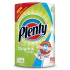 Plenty White Kitchen Roll 100 Sheets - each