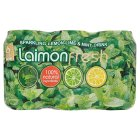 Laimon Fresh sparkling lemon-lime & mint drink - 6x330ml
