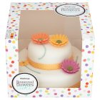 Waitrose Seasonal Flowers Cake - 1195g