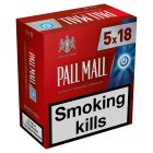 Pall Mall superking click on - 90s