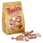 Twix minatures - 130g Brand Price Match - Checked Tesco.com 14/04/2014