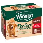 Winalot Perfect Portions Beef & Potatoes - 12x100g