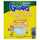 Goodies number cereal banana - 110g