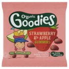 Goodies fruit gummies strawberry - 12g