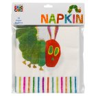 Eric Carle The Very Hungry caterpillar napkins