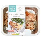 Easy To Cook Scottish Salmon Fillets with Lemon - 226g