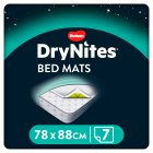 Drynites BedMats 78cm x 80cm - 7s Brand Price Match - Checked Tesco.com 26/03/2015