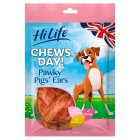 Hi Life Chews Day! Pawky Pigs' Ears - 80g