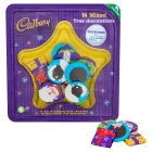 Cadbury 14 Mixed Tree Decorations - 136g