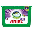 Ariel excel tabs actilift colour 12 washes