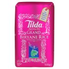Tilda grand biryani rice