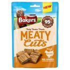 Bakers Meaty Cuts Chicken - 70g