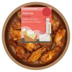 Waitrose roast chicken peri peri wings - 350g