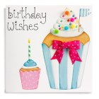 Birthday Cakes Birthday Card - 1x1each