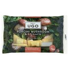 Dell' Ugo Porcini Mushroom & Spinach Ravioli - 250g Introductory Offer