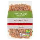 Waitrose LOVE life wholewheat fusilli - 500g