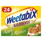 Weetabix Additions Apple & Raisin - 24s
