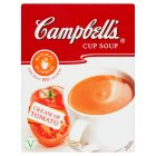 Campbell's cream of tomato cup soup
