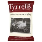 Tyrrell's turkey & chestnut stuffing potato chips