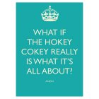 Hokey Cokey Birthday Card - each
