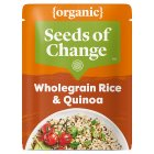 Seeds of Change quinoa & wholegrain rice - 240g Brand Price Match - Checked Tesco.com 20/10/2014