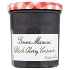 Bonne Maman black cherry conserve - 370g