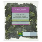 Waitrose Sliced cavolo nero - 200g