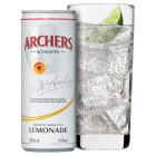 Archers with Lemonade - 250ml