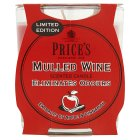Price's Candle Mulled Wine -