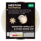 Heston from Waitrose shallot & star anise dip - 150g