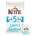 Kettle Chips lightly salted - 5x30g Brand Price Match - Checked Tesco.com 01/07/2015