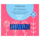 Waitrose Normal Liners - 20s