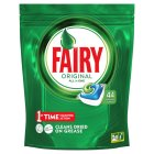 Fairy All In One Dishwasher Capsules Original - 44s