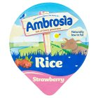 Ambrosia rice strawberry - 190g