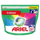 Ariel 3in1 Pods Colour & Style - 55 washes