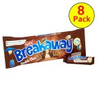 Breakaway Double Chocolate multipack - 8x19.1g Brand Price Match - Checked Tesco.com 23/07/2014