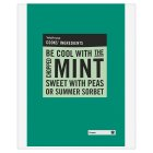 Waitrose Cook's Ingredients chopped mint - 75g
